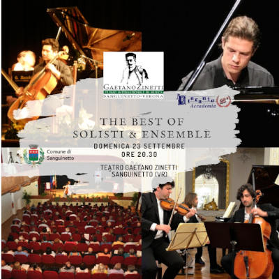 The Best of Solisti & Ensemble (Finale-Concerto) Premio Zinetti