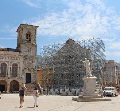 10 anni dal terremoto de L'Aquila