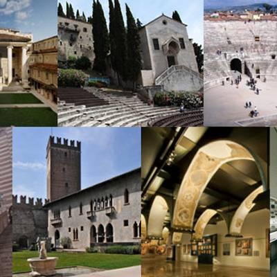 Brand identity del Sistema Museale Veronese