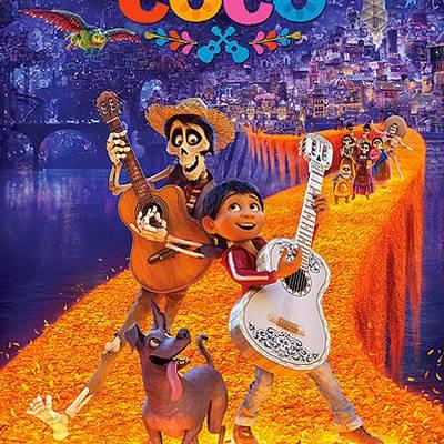 CINEFAMILY: COCO